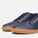 Мужские кеды Fred Perry Fletcher Carbon Blue фото- 5