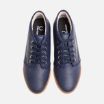 Мужские кеды Fred Perry Fletcher Carbon Blue фото- 4