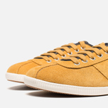 Мужские кеды Fred Perry Hayes Unlined Suede Dark Gold фото- 5
