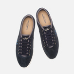 Fred Perry Hayes Unlined Suede Navy photo- 4