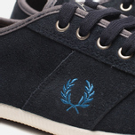 Fred Perry Hayes Unlined Suede Navy photo- 7