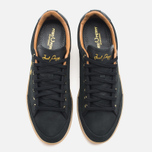 Fred Perry Hopman Nubuck Plimsoles 1935 Black photo- 4