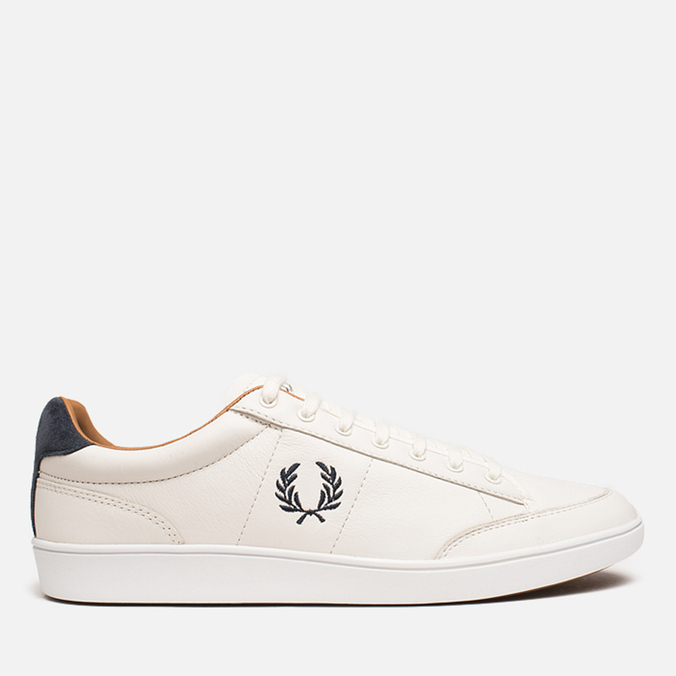 Мужские кеды Fred Perry Hopman Porcelain