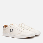 Мужские кеды Fred Perry Hopman Porcelain фото- 1