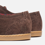 Мужские ботинки Fred Perry Jacobs Suede Dark Chocolate фото- 6