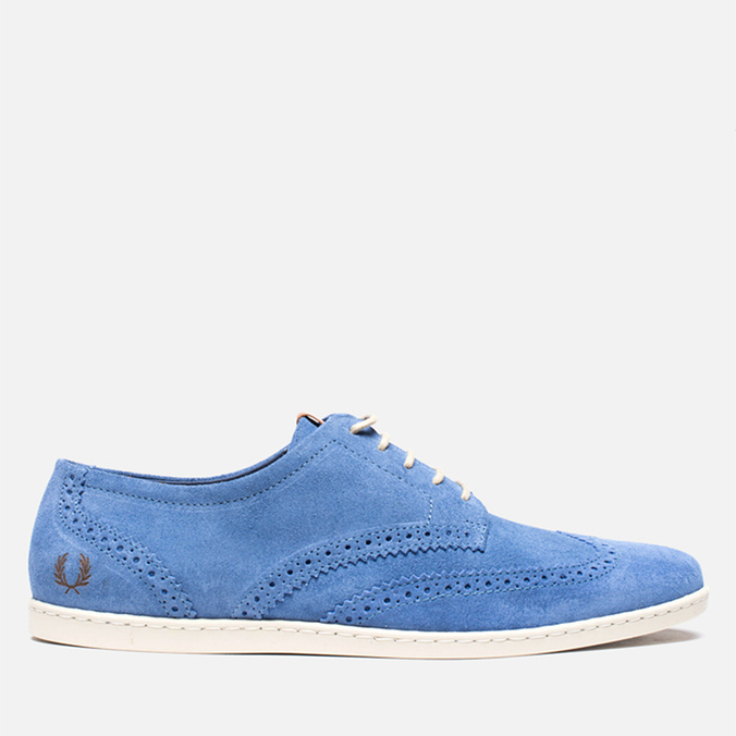 Мужские ботинки Fred Perry Jacobs Suede Lupin