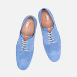 Fred Perry x Drake's Jacobs Suede Lupin photo- 4