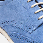 Fred Perry x Drake's Jacobs Suede Lupin photo- 7