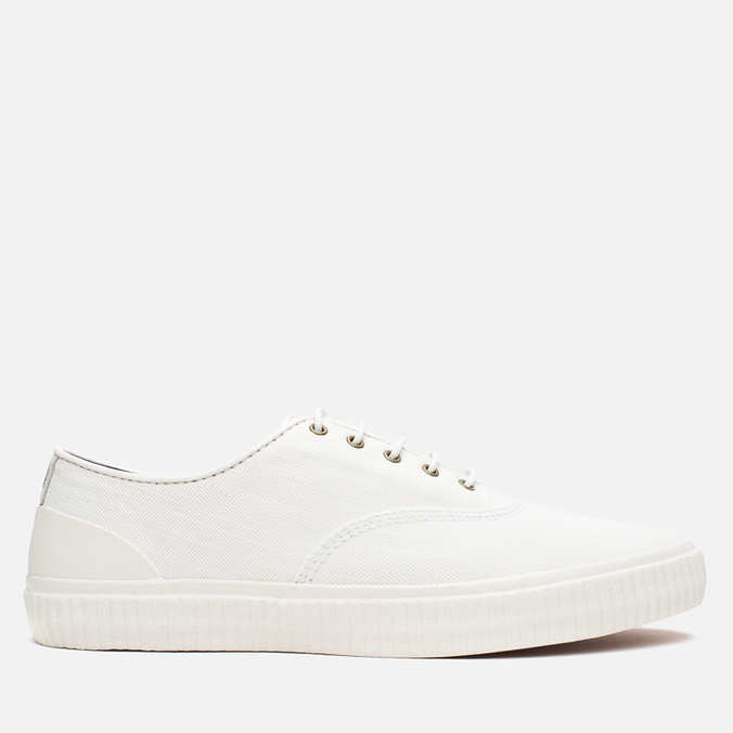 Мужские кеды Fred Perry Laurel Newstead Twill Light Ecru