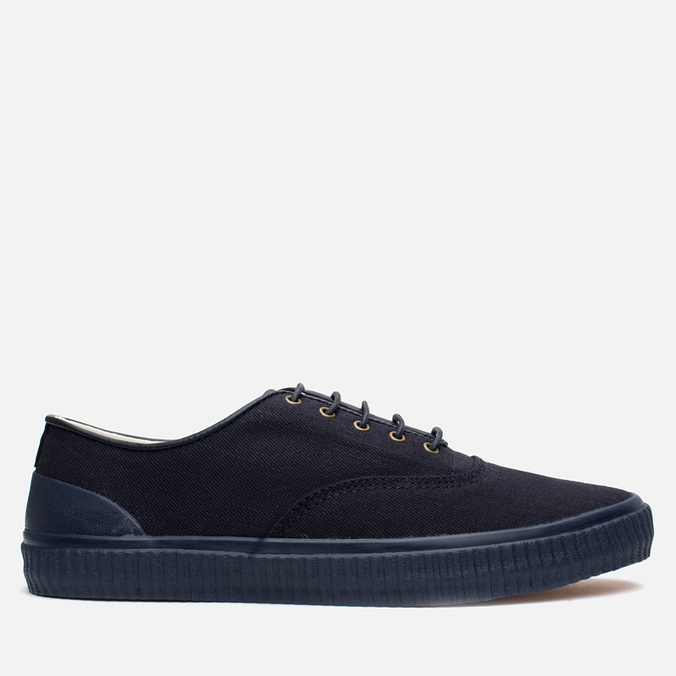 Мужские кеды Fred Perry Laurel Newstead Twill Navy