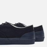 Мужские кеды Fred Perry Laurel Newstead Twill Navy фото- 7