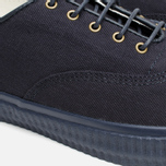 Мужские кеды Fred Perry Laurel Newstead Twill Navy фото- 5