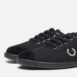 Женские кеды Fred Perry Laurel Table Tennis Canvas Black фото- 5