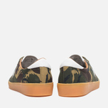 Мужские кеды Fred Perry Spencer Camo Canvas British Olive фото- 3