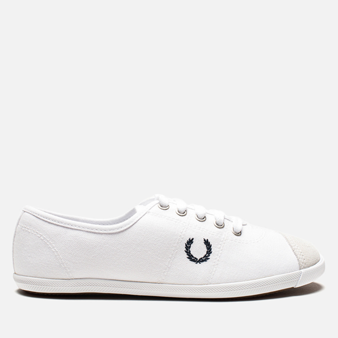 Женские кеды Fred Perry Laurel Table Tennis White