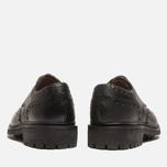 Мужские ботинки Grenson Archie Brogue Black фото- 3