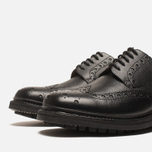 Мужские ботинки броги Grenson Archie Brogue Black фото- 5