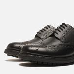Мужские ботинки Grenson Archie Brogue Black фото- 5
