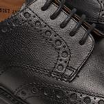 Мужские ботинки броги Grenson Archie Brogue Black фото- 7