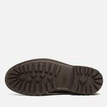Мужские ботинки Grenson Archie Brogue Dark Brown фото- 8