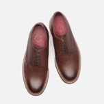 Grenson Curt Gibson Shoes Brown photo- 4