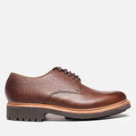 Grenson Curt Gibson Shoes Brown photo- 0