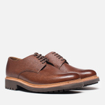 Grenson Curt Gibson Shoes Brown photo- 1