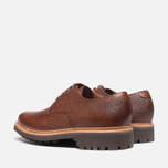 Grenson Curt Gibson Shoes Brown photo- 2