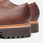 Grenson Curt Gibson Shoes Brown photo- 6
