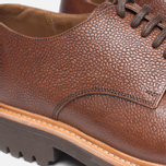 Grenson Curt Gibson Shoes Brown photo- 7