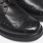 Мужские ботинки Grenson Fred Commando Sole Brogue Derby Boot Alpine Grain Black фото- 8