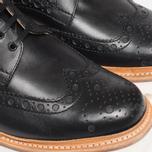 Мужские ботинки Grenson Fred V Boot Black фото- 8