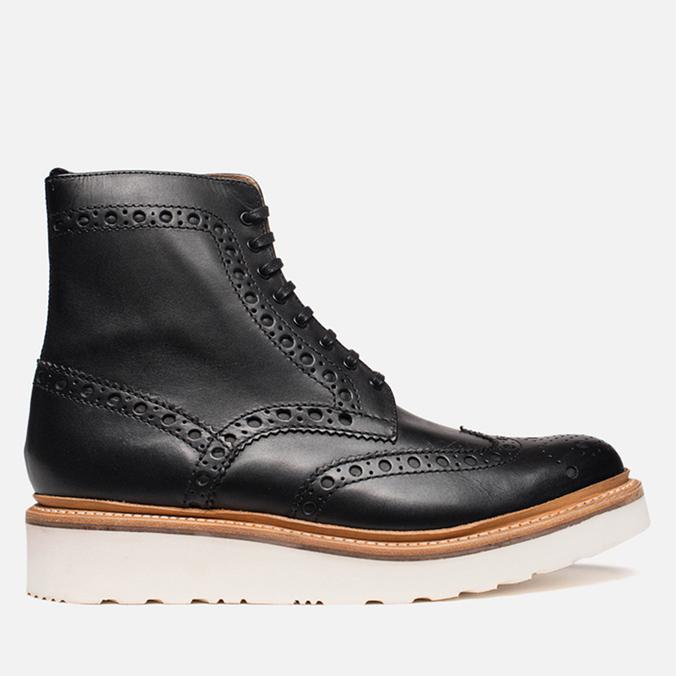 Мужские ботинки Grenson Fred V Boot Black