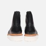 Мужские ботинки Grenson Fred V Boot Black фото- 3