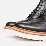 Мужские ботинки Grenson Fred V Boot Black фото- 5