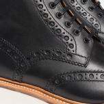 Мужские ботинки Grenson Fred V Boot Black фото- 7