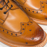 Grenson Fred V Boots Tan photo- 8