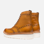 Grenson Fred V Boots Tan photo- 2