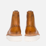 Grenson Fred V Boots Tan photo- 3