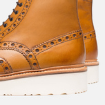 Grenson Fred V Boots Tan photo- 6