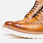 Grenson Fred V Boots Tan photo- 5