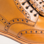 Grenson Fred V Boots Tan photo- 7