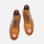 Grenson Fred V Boots Tan photo- 4