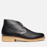 Мужские ботинки Grenson Oscar Chukka Black фото- 0
