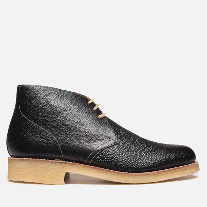 Мужские ботинки Grenson Oscar Chukka Black