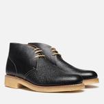 Мужские ботинки Grenson Oscar Chukka Black фото- 1