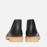 Мужские ботинки Grenson Oscar Chukka Black фото- 3