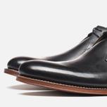 Мужские ботинки Grenson Roger Burnished Black фото- 5