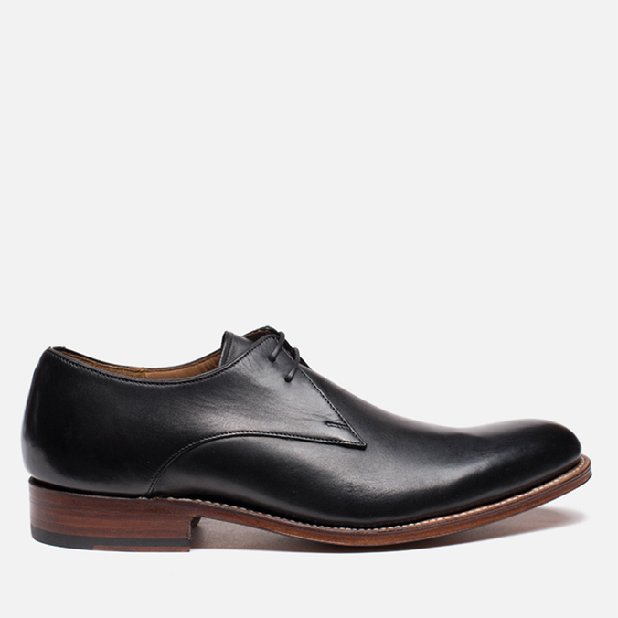 Мужские ботинки Grenson Roger Burnished Black
