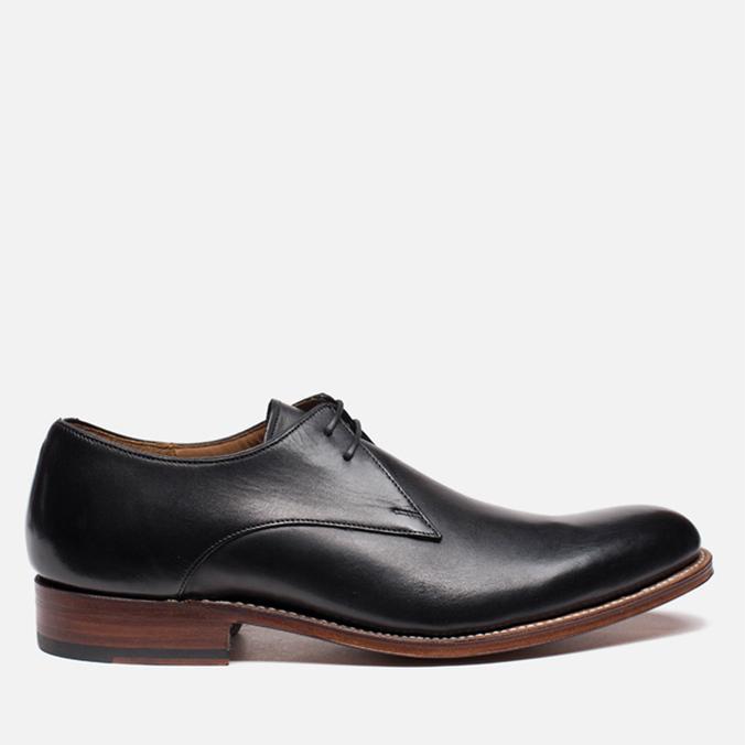 Мужские ботинки Grenson Roger Burnished Black